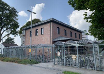 Referenz Klinkerriemchen Bahnhof Klosterlechfeld 6