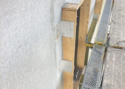 Referenz Putzarbeiten Bahnhof Klosterlechfeld 2