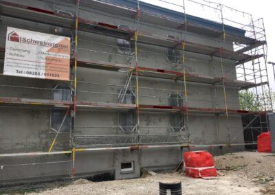 Referenz Putzarbeiten Bahnhof Klosterlechfeld 3
