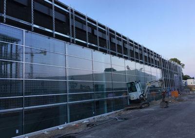 Referenz Fassadendämmung Sentabad München 1