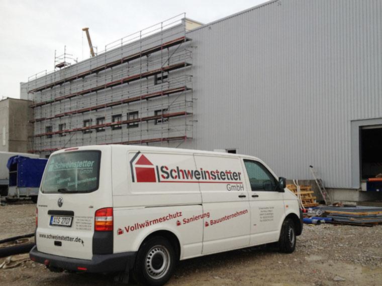 Das Unternehmen Schweinstetter GmbH